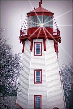 Kincardine Lighthouse ~ Kincardine, Ontario Shared by Motorcycle Fairings - Motocc Lighthouse Lighting, Lighthouse Pictures, Ontario, Terra Nova, Beacon Of Light, Water Tower, Belle Photo, Sailing, Beautiful Places
