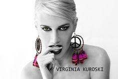 Laura Figueredo, cara de VK Accesorios en la colección FULL WINTER 2011