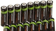 These Amazon rechargeable batteries are often compared to Sanyo Eneloops at a fraction of the price.
