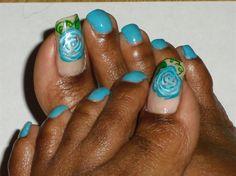 Blue+Rose+by+akimit1114+-+Nail+Art+Gallery+nailartgallery.nailsmag.com+by+Nails+Magazine+www.nailsmag.com+%23nailart