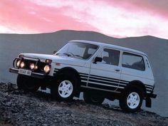 Lada Niva Cossack 4WD