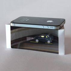 10 Minute Mini 3D Projection (( Wat een super leuk project dat gebruik maakt van gezichtsbedrog))