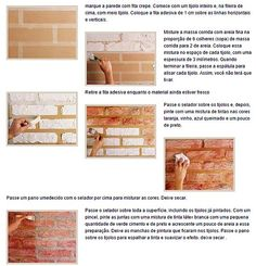 10 Formas de ter uma parede de tijolinhos em casa – Sigma Metais Sanitários