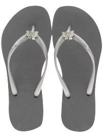 Haviana slim crystal bow  Best flip flops !!!!!!