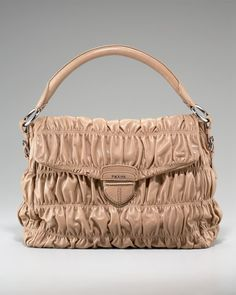 Prada handbag.