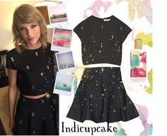 """""""26.09.14 Z 103.5 Radio Interview-Taylor Swift"""" by indicupcake on Polyvore"""