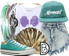 Disney Bound - Mermaids