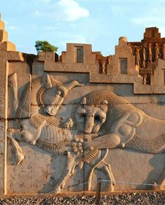 Ancient Architecture, Art And Architecture, Ancient History, Art History, Classic Rpg, Achaemenid, Ancient Persian, Ancient Mesopotamia, Iranian Art