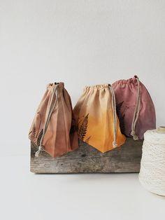 25f74b69b660 Large knitting bag Vegan project bag Project bag for