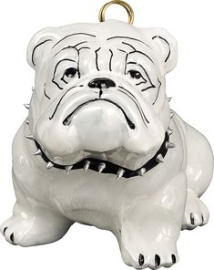 Pet Set Bulldog Christmas Ornament - A Love Of Dogs – For the Love Of Dogs - Shopping for a Cause