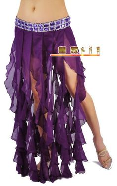 dancing+arabs | Brand New Sexy Belly Dance Skirt Hip Scarf many pieces 2rows diamonds ...