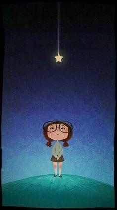 Star light star bright.