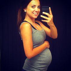 Allisen Byrd Blog - 17 weeks to go! #kids #pregnant #maternity
