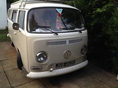 VW Bay Window T2