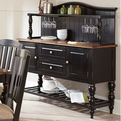 FREE SHIPPING! Shop Wayfair for Steve Silver Furniture Carrolton Sideboard - Great Deals on all Furniture products with the best selection to choose from!