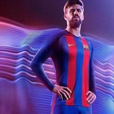 ¡La nueva camiseta del FC Barcelona 2016-2017!