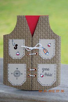 Masculine, Fishing Vest