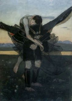 Wlastimil Hoffman (1881-1970), Polish painter
