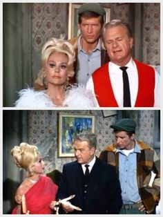 Green Acres with Eddie Albert, Eva Gabor, and Tom Lester