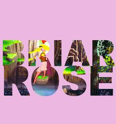 Briar Rose/Aurora/Sleeping Beauty