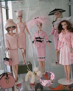 Barbie fashon en rosa, te gusta alguno?