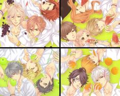 Asahina Brothers~