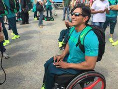 Paracanoagem: tri mundial se inspira em Isaquias para repetir pódio no Rio…