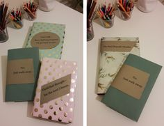 DIY Friday – Luxury dust jackets that get your message across
