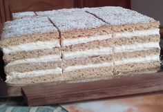 Hungarian Recipes, Food To Make, Cooking Recipes, Baking, Sweet, Minden, Roman, Foods, Cakes