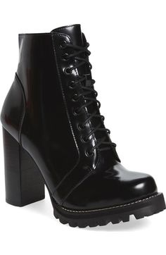 Jeffrey Campbell 'Legion' High Heel Boot (Women) available at #Nordstrom