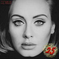 Alternative for Album Art for Adele 25