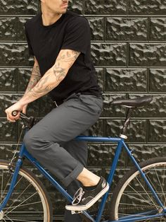 Division Pant | Upright Cyclist