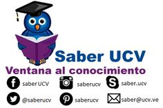 Visita Saber UCV http://saber.ucv.ve/jspui/ y tendras acceso abierto y a texto completo de tesis, libros, presentaciones, 54 revistas y más de nuestra Universidad Central de Venezuela.