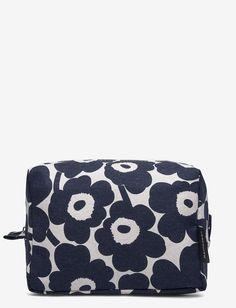 Vilja Mini Unikko (Cotton, Dark Blue) (37.50 €) - Marimekko Home -   Boozt.com Marimekko, Dark Blue, 50th, Mini, Cotton, Home, Deep Blue, Ad Home, Homes