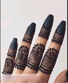 Henna Hand Designs, Basic Mehndi Designs, Henna Tattoo Designs Simple, Mehndi Designs For Girls, Mehndi Designs For Beginners, Mehndi Designs For Fingers, Mehndi Design Photos, Wedding Mehndi Designs, Mehndi Simple