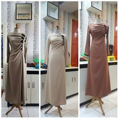 I sew it.... Only at butik madinah Try and buy