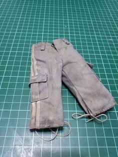 "Custom Pirate Pants for 1//6 scale 12/"" Action Figure Man,Medieval Civil War Era"