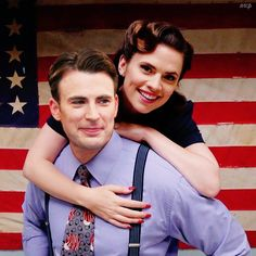 """arealcharmingprincess: """" Mr. and Mrs. America. God bless the Allied Forces. """""""