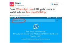 Leggi su Sky Tg24 l'articolo WhatsApp a colori, la truffa che fa scaricare un virus    Sky TG24