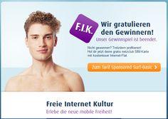 Hole dir die Kostenlose Internetkarte! http://partners.webmasterplan.com/click.asp?ref=696526&site=9689&type=b11&bnb=11