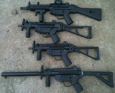 H&K 9mm collection
