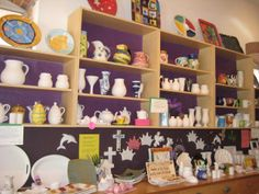 Into The Fire, A Paint Your Own Pottery Studio Home