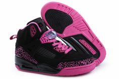 half off 39e80 5b62c Women Air Jordan 3.5 Black Hot Pink
