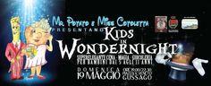 """Poche ore a """"Kids in Wondernight"""", la serata speciale dedicata ai bambini - http://www.gussagonews.it/19-maggio-2013-kids-in-wondernight-una-serata-bambini-gussago/"""