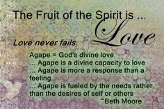 fruit of spirit Beth Moore----- Candy Troutman