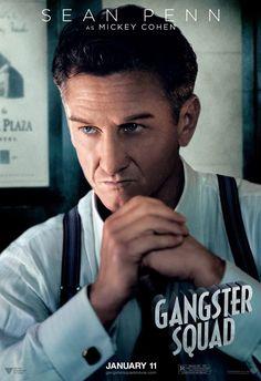 Sean Penn - GANGSTER SQUAD