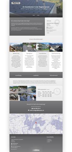 Stieger Bedachungen und Spenglerei, Cunter, Region Surses, Dachdecker, Bedachung, Spenglerei, Fassadenbau, Dachsanierung