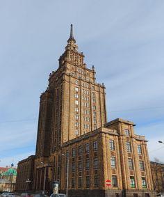 Academia de las Ciencias de Letonia, Riga