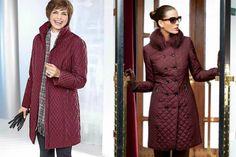 Женское стеганое пальто для любой погоды