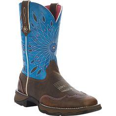 Lady Rebel by Durango: Women's Firecracker Western Boot - Style #RD4416 - Durango Boot Company
